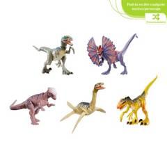 Jurassic World - Jurassic World Surtido De Dinosaurios Batalla Feroz