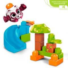 Mega Bloks - Mega Bloks Peek A Blocks Resbaladilla