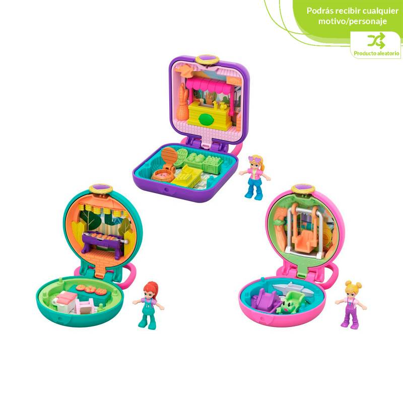 Polly Pocket - Polly Pocket Surtido Mini Estuches