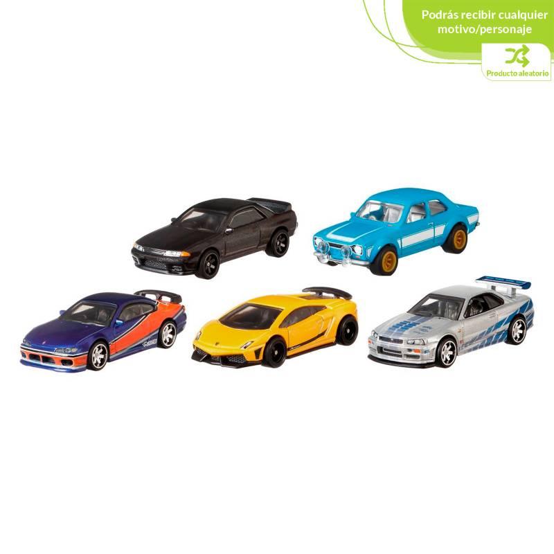 Hot wheels - Hot Wheels Surtido Premium Fast & Furious