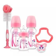 Dr Browns - Set regalo Rosado Options Boca Anc