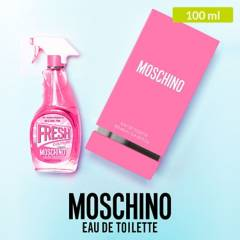 Moschino - Perfume Moschino Pink Fresh EDT Mujer 100 ml