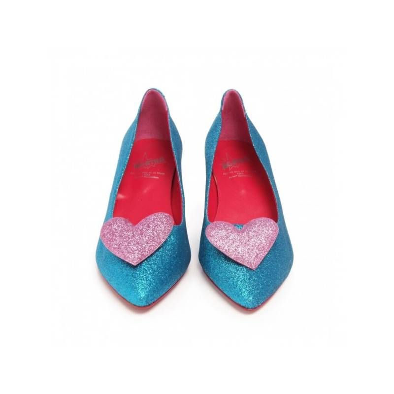 Agatha Ruiz de la Prada - Zapatos casuales Agatha ruiz mujer Corazon Glitter