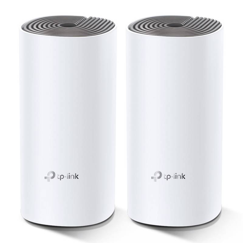 TP-Link - Router Wifi Deco E4(2-Pack) 1200 Mbps