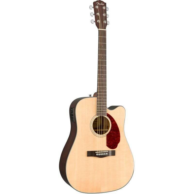 Fender - GUITARRA ELECTROACUSTICA CD-140SCE FENDER