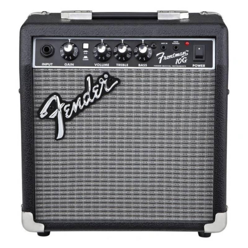 Fender - AMPLIFICADOR GUITARRA FRONTMAN 10G FENDER