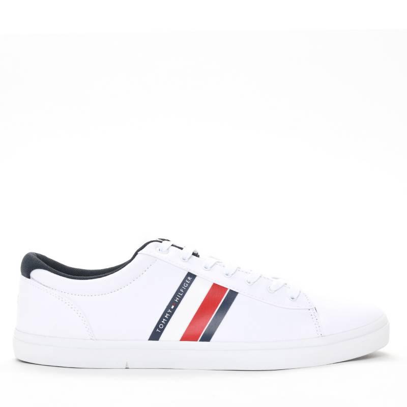Tommy Hilfiger - Tenis Tommy Hilfiger Hombre Moda Essential Stripes Detail Sneaker