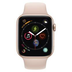 Apple - Apple Watch Series 4 GPS + Cellular 44mm