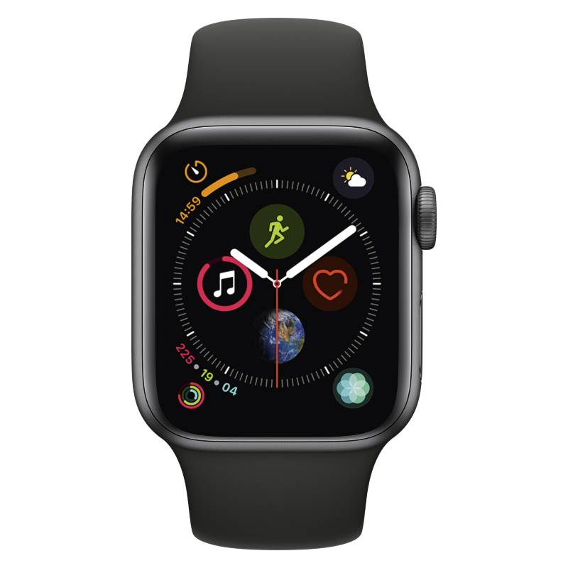 Apple - Apple Watch Series 4 GPS + Cellular 40mm