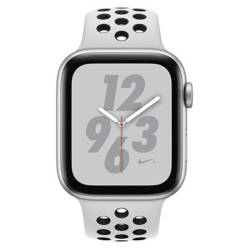 Apple - Apple Watch Nike+ Series 4 GPS + Cellular 44mm