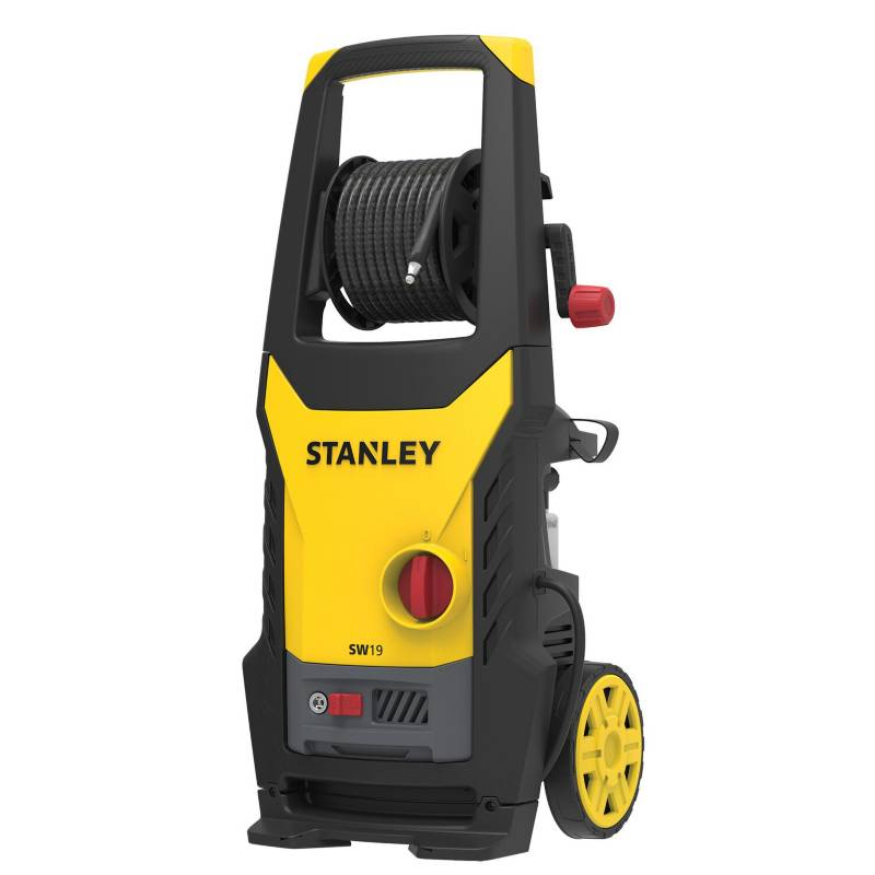 Stanley - Hidrolavadora stanley 1740psi 1600w 6.3lt/min