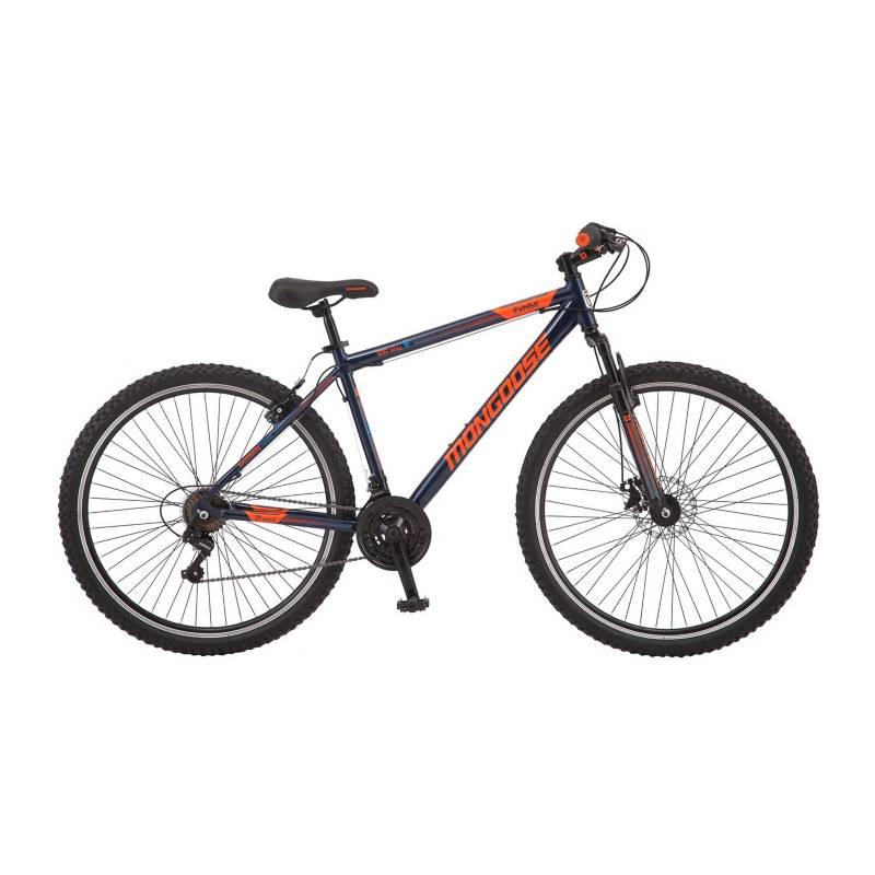 Mongoose - Bicicleta de Montaña Mongoose Exhibit 29 Pulgadas