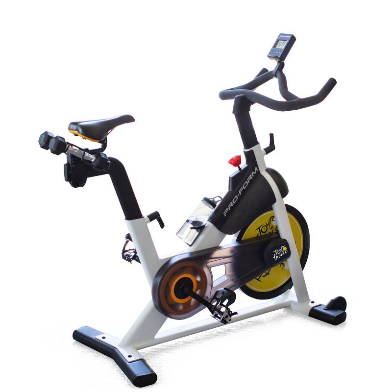 ProForm - Bicicleta de Spinning Tour France CLC
