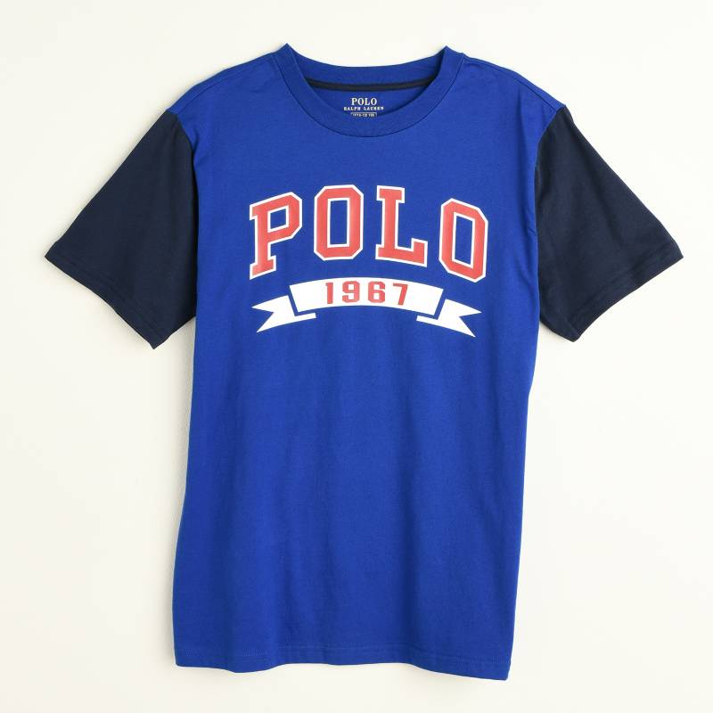 Polo Ralph Lauren - Camiseta Niño Juvenil Polo Ralph Lauren