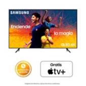 Samsung - Televisor Samsung 55 pulgadas QLED 4K Ultra HD Smart TV