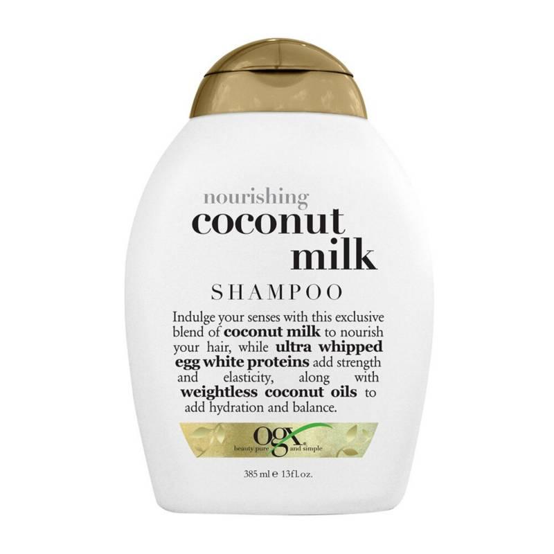 ORGANIX OGX - Shampoo - ogx nourishing coconut 385ml