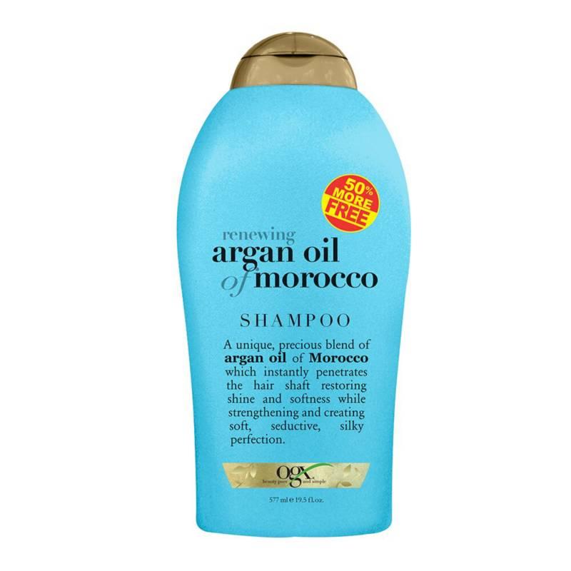 ORGANIX OGX - Shampoo - ogx argan oil 50% free 577ml