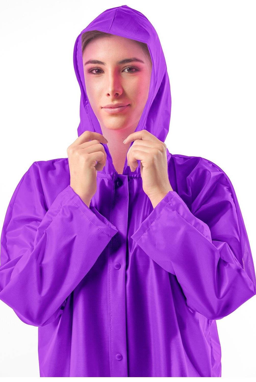 RAINLOOK - Chaqueta mujer rainlook