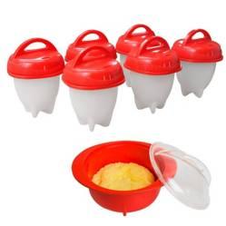 Tv Novedades - Egglettes x 6 und + recipiente microondas