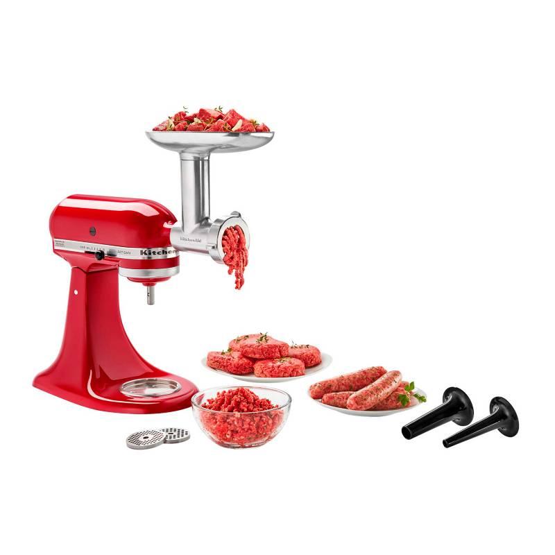 KitchenAid - Accesorio KitchenAid Aditamento Molino y Embutidor de Carnes