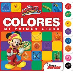 Grupo sin fronteras - Mi primer libro de colores mickey rompe