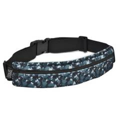 Everlast - Bolso de Cintura Fitness Azul camuflaje Everlast