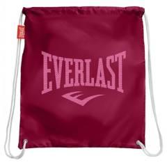 Everlast - Bolso Cordones Vino Everlast