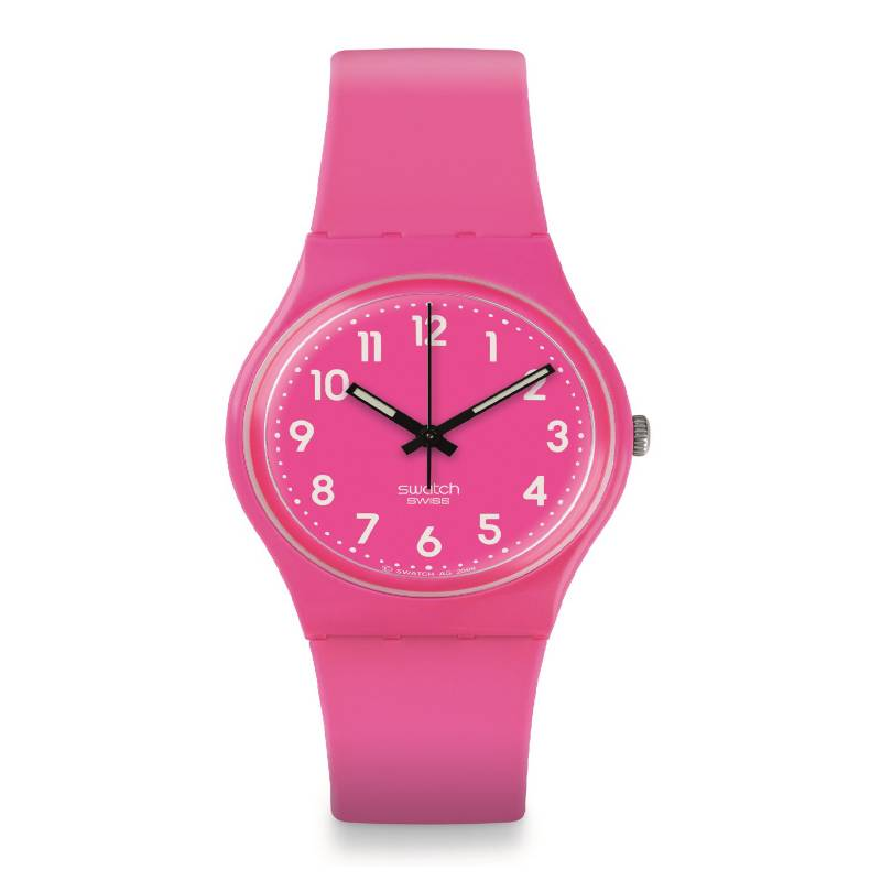 Swatch - Reloj Análogo Dragon Fruit SOFT GP128K