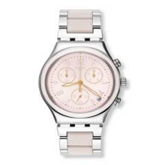 Swatch - Reloj Mujer Swatch Dreamnight Rose