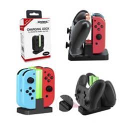 Nintendo - Cargador Para Controles De Nintendo Switch Tns-875