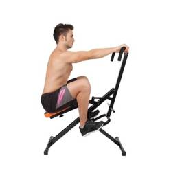 Tv Novedades - Máquina de entrenamiento aeróbico total crunch