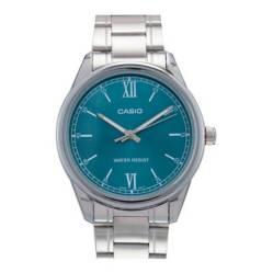 Casio - Reloj Hombre Casio MTP V005D 3B