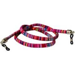 Marfil - Cordón cuelga gafas koda rosado
