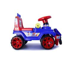 BOY TOYS - Jeep Montable niño Marca Boy Toys