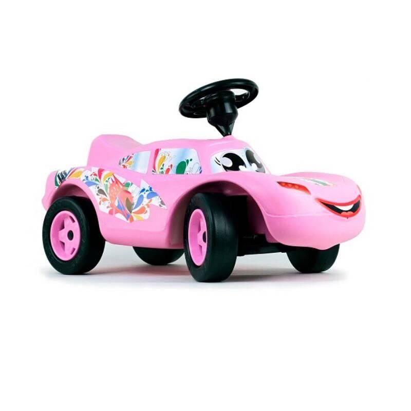 BOY TOYS - Muscle Car Niña Montable Marca Boy Toys