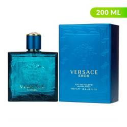 Versace - Perfume Versace Eros Pour Homme Hombre 200 ml EDT