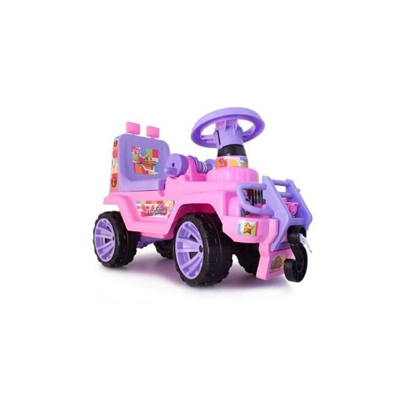 BOY TOYS - Jeep Full  Editión Montable Niña Marca Boy Toys
