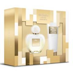 Antonio Banderas - Set de Perfume Antonio Banderas Her Golden Secret Mujer