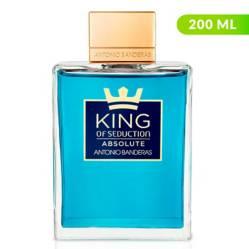 Antonio Banderas - Perfume Antonio Banderas King of Seduction Absolute Hombre 200 ml EDT
