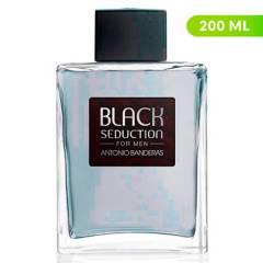 Antonio Banderas - Perfume Antonio Banderas Black Seduction Hombre 200 ml EDT