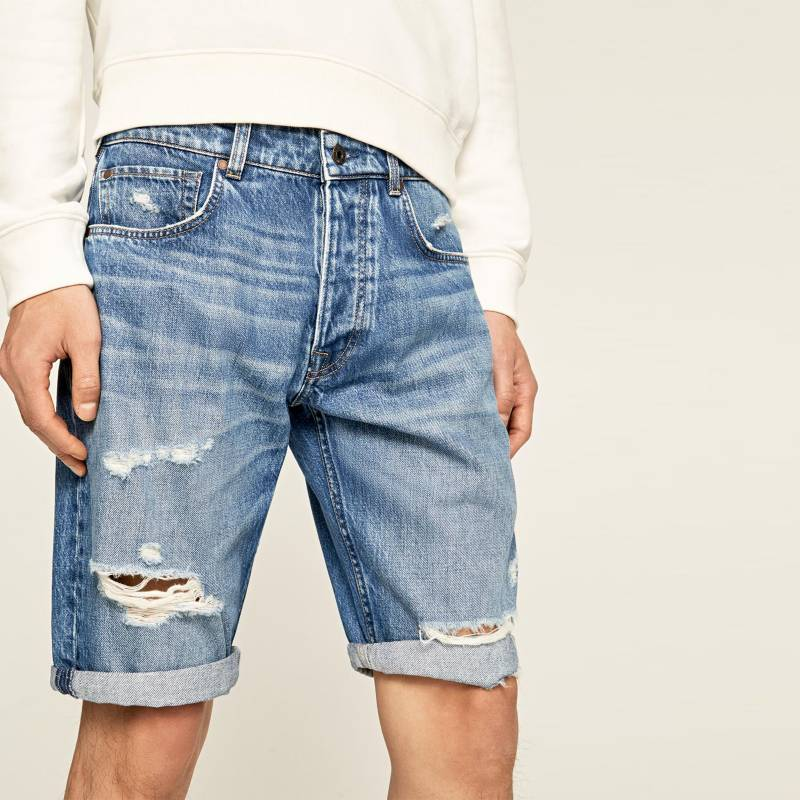 Pepe Jeans - Bermuda Hombre Pepe Jeans
