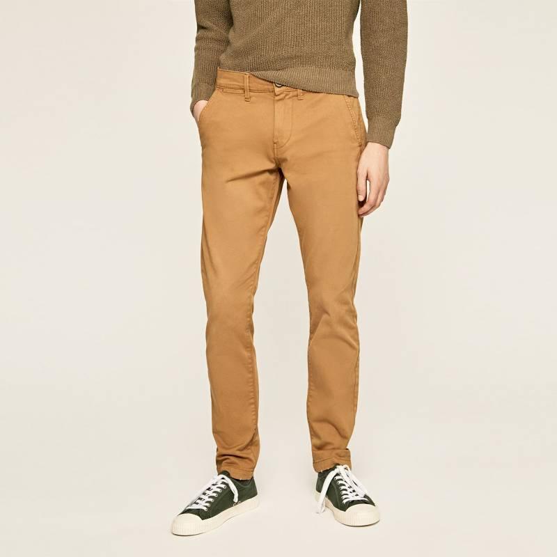 Pepe Jeans Pantalon Slim Hombre Pepe Jeans Falabella Com