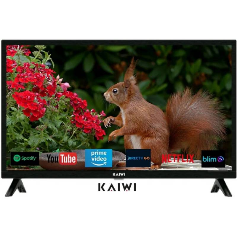 KAIWI - Televisor Kaiwi 32 pulgadas Smart TV LED HD