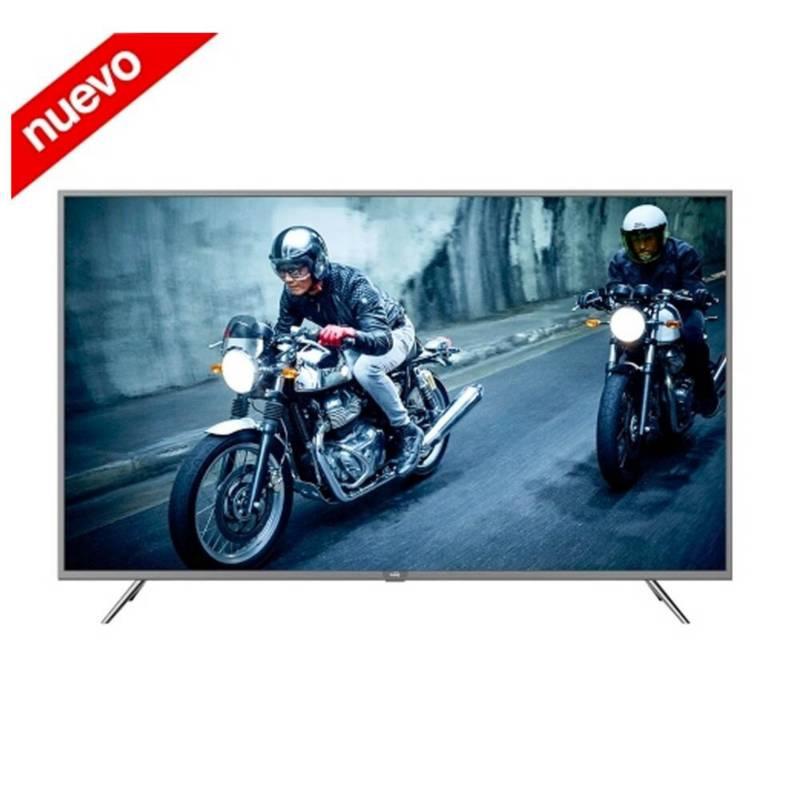 Kalley - Televisor 55 pulgadas Kalley 4k uhd, smart tv, bluetooth k