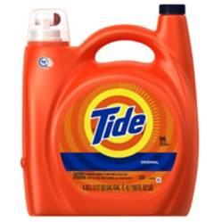 TIDE - Detergente líquido tide he turbo clean 4.5lt