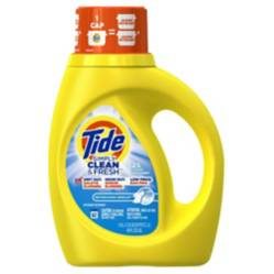 TIDE - Detergente líquido tide simply 25 lavadas