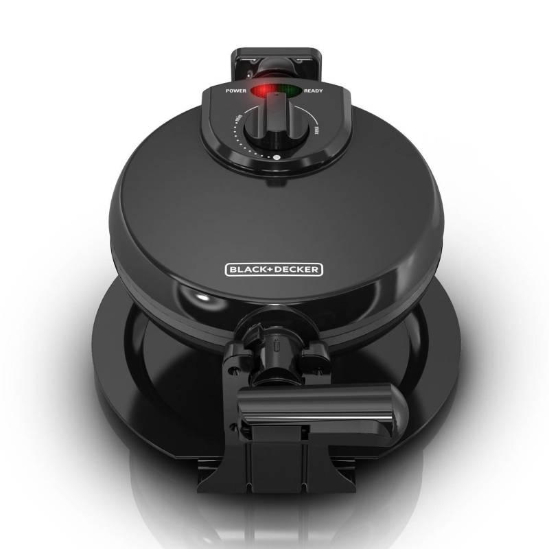 Black&Decker - Waflera giratoria b&d wm1000b