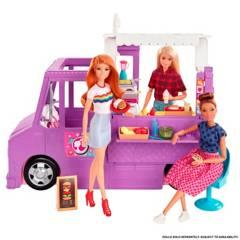 Barbie - Barbie Food Truck