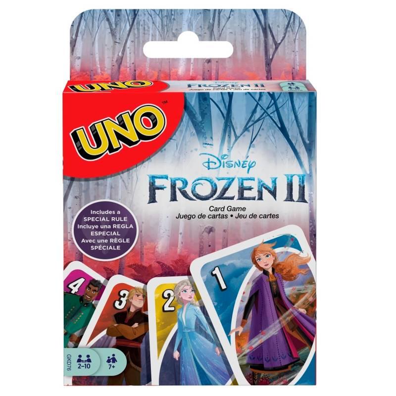 Mattel Games - Uno Frozen 2