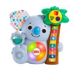 Fisher Price - Juguete de bebé Fisher Price Linkimals Koala Cuenta Conmigo